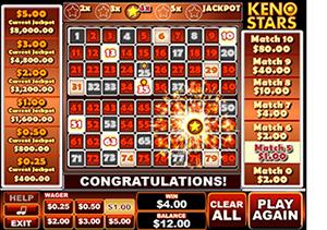 Ohio lottery keno best odds