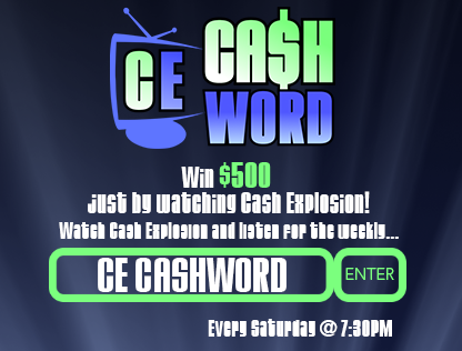 CE CashWord Promotion